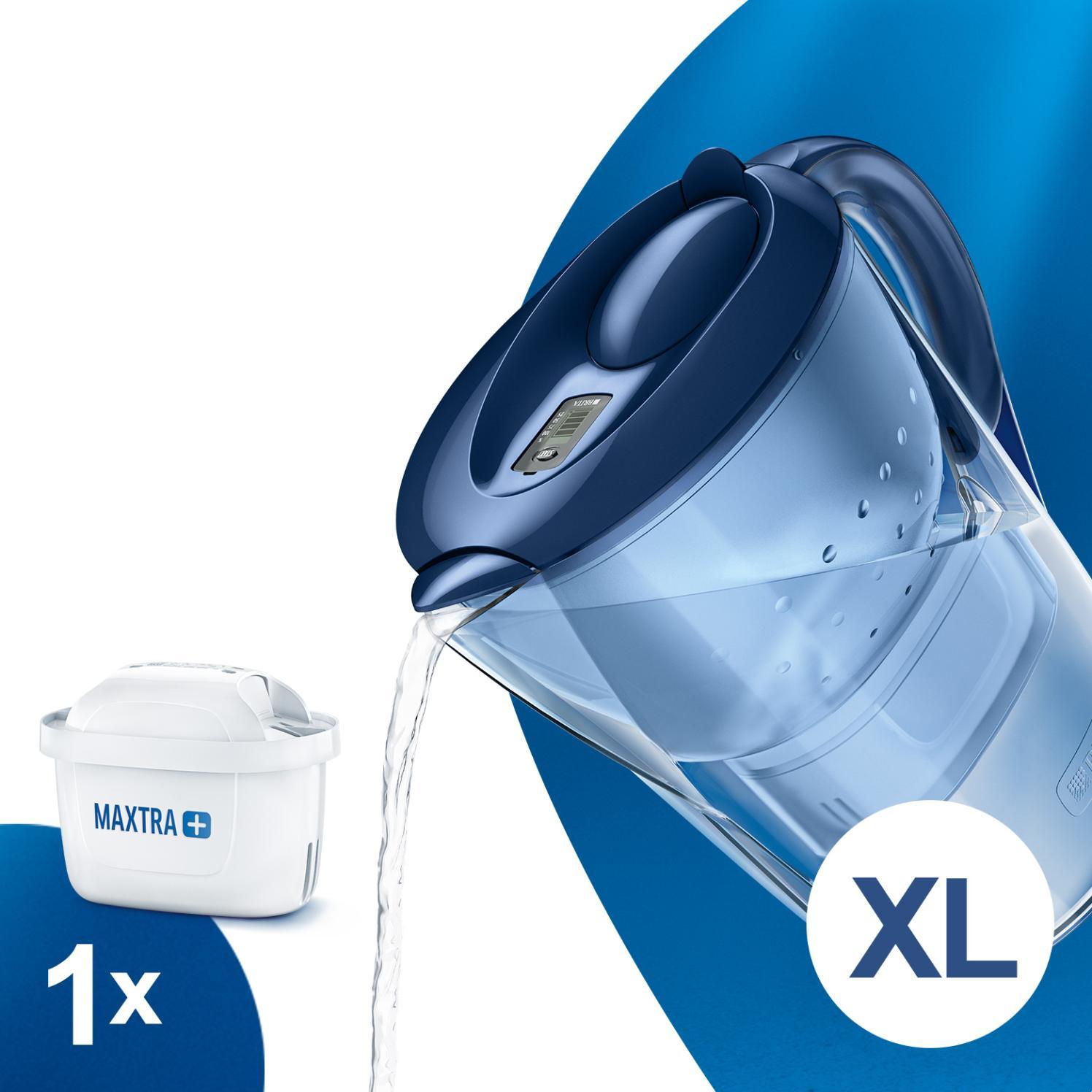 Personalverkauf - BRITA Tischwasserfilter Marella XL (blau)