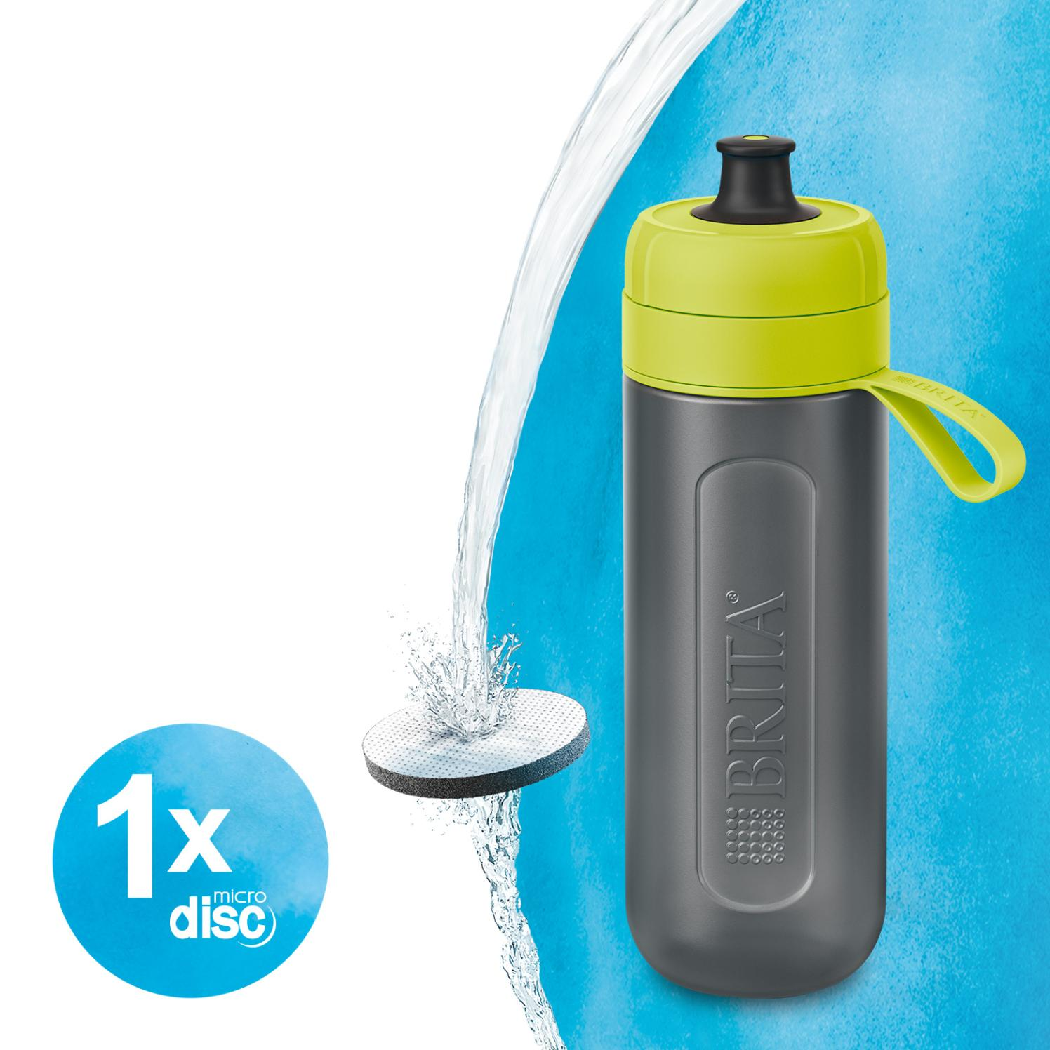 Personalverkauf - BRITA Active Trinkflasche mit Filter (fresh lime)