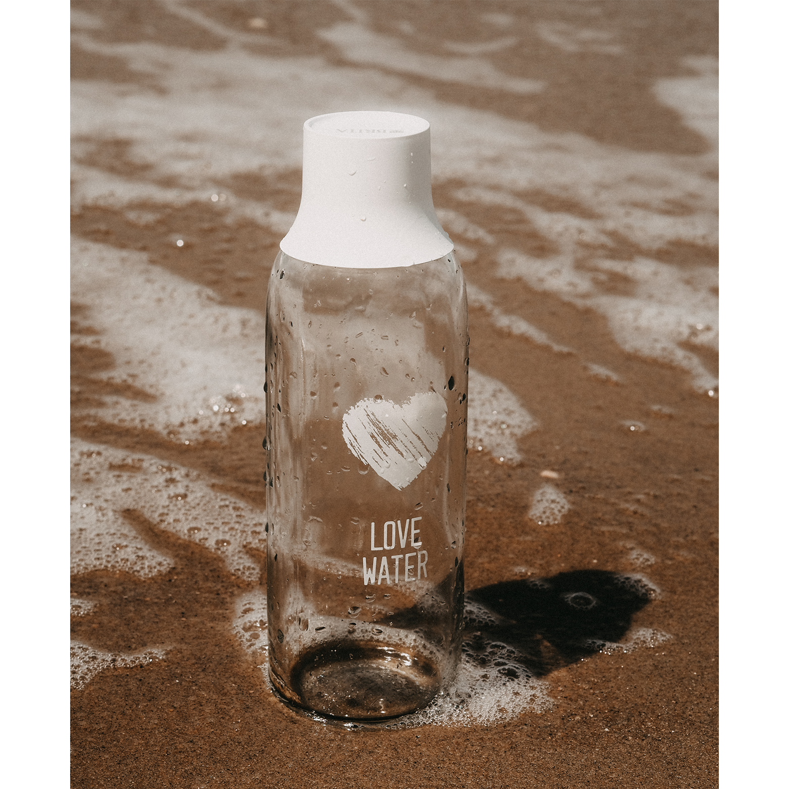 Bottle yource 0.7 G wh love water CU