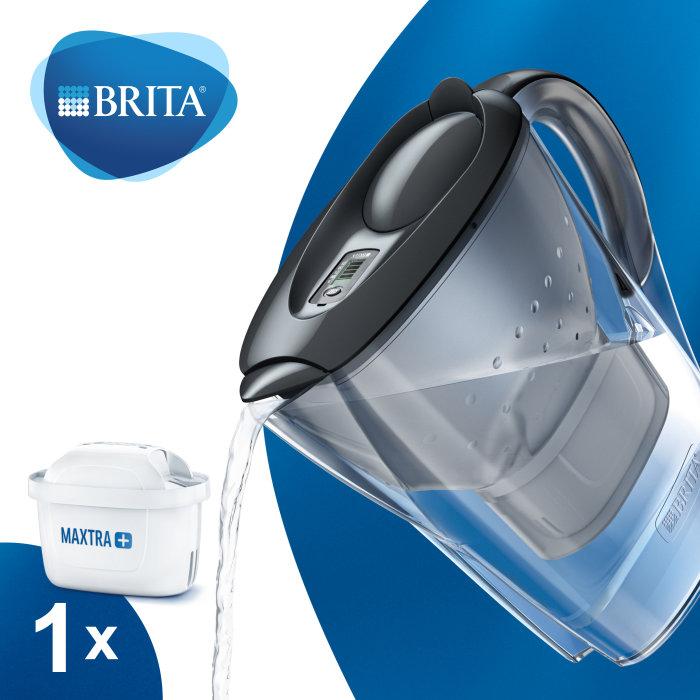 Personalverkauf - BRITA Tischwasserfilter Marella (grau)