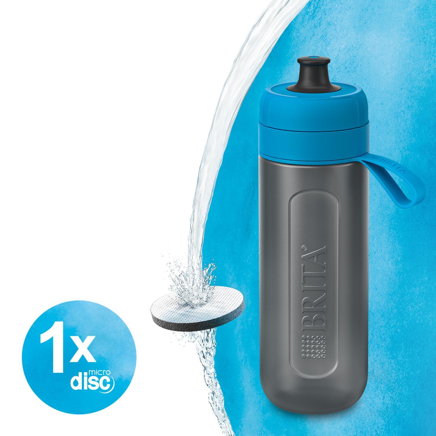 Personalverkauf - BRITA Active Trinkflasche mit Filter (fresh blue)