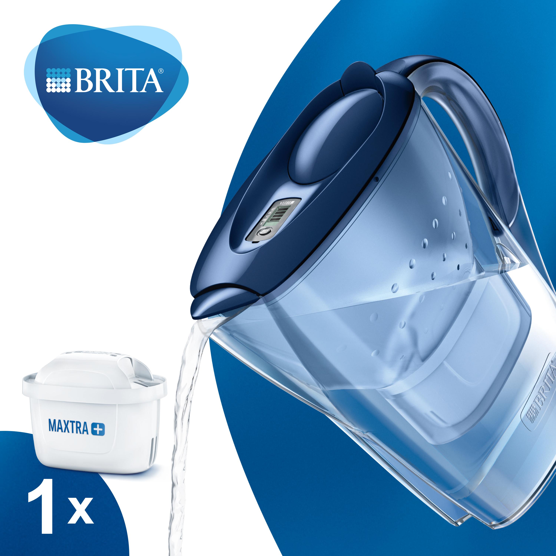 Personalverkauf - BRITA Tischwasserfilter Marella (blau)