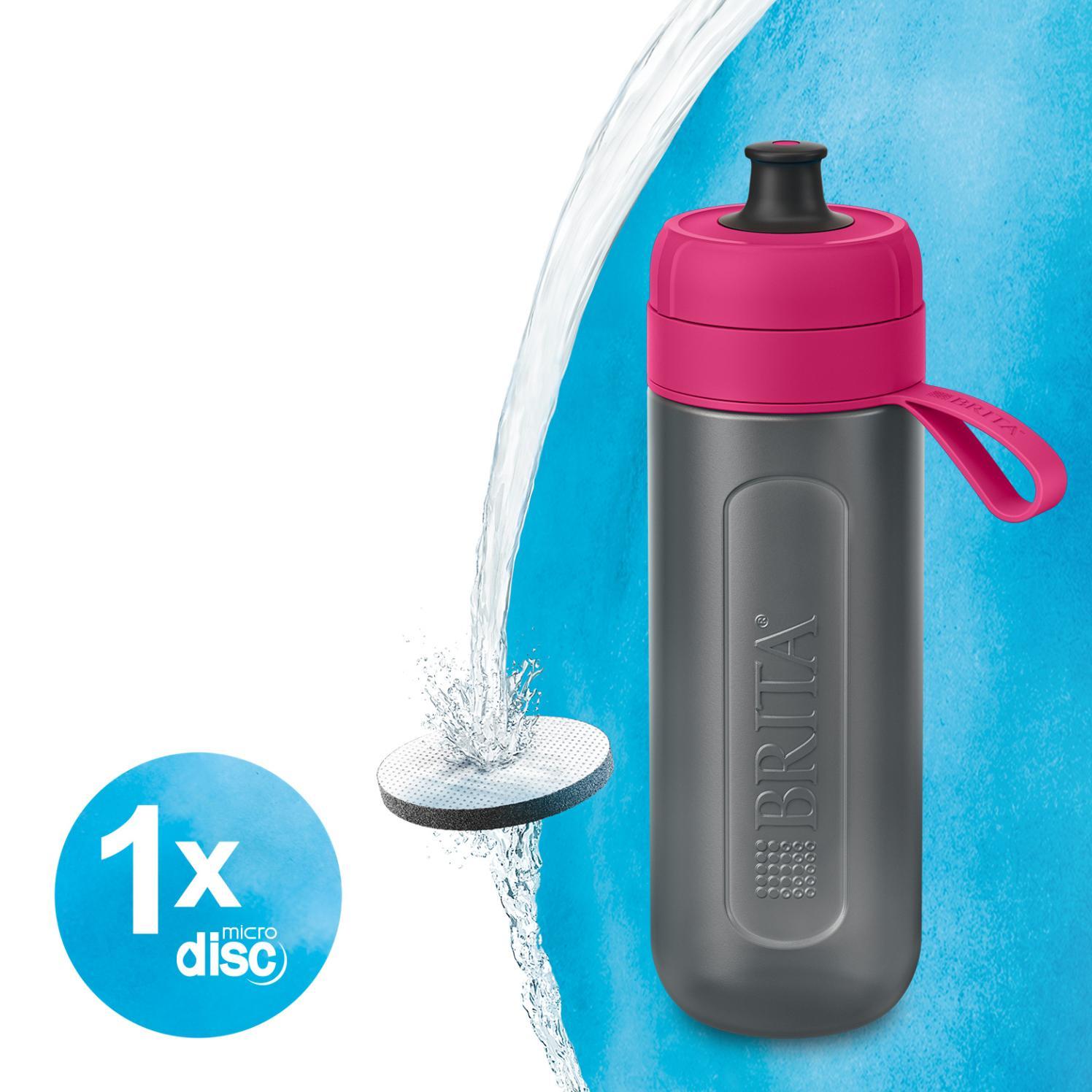 Personalverkauf - BRITA Active Trinkflasche mit Filter (fresh pink)