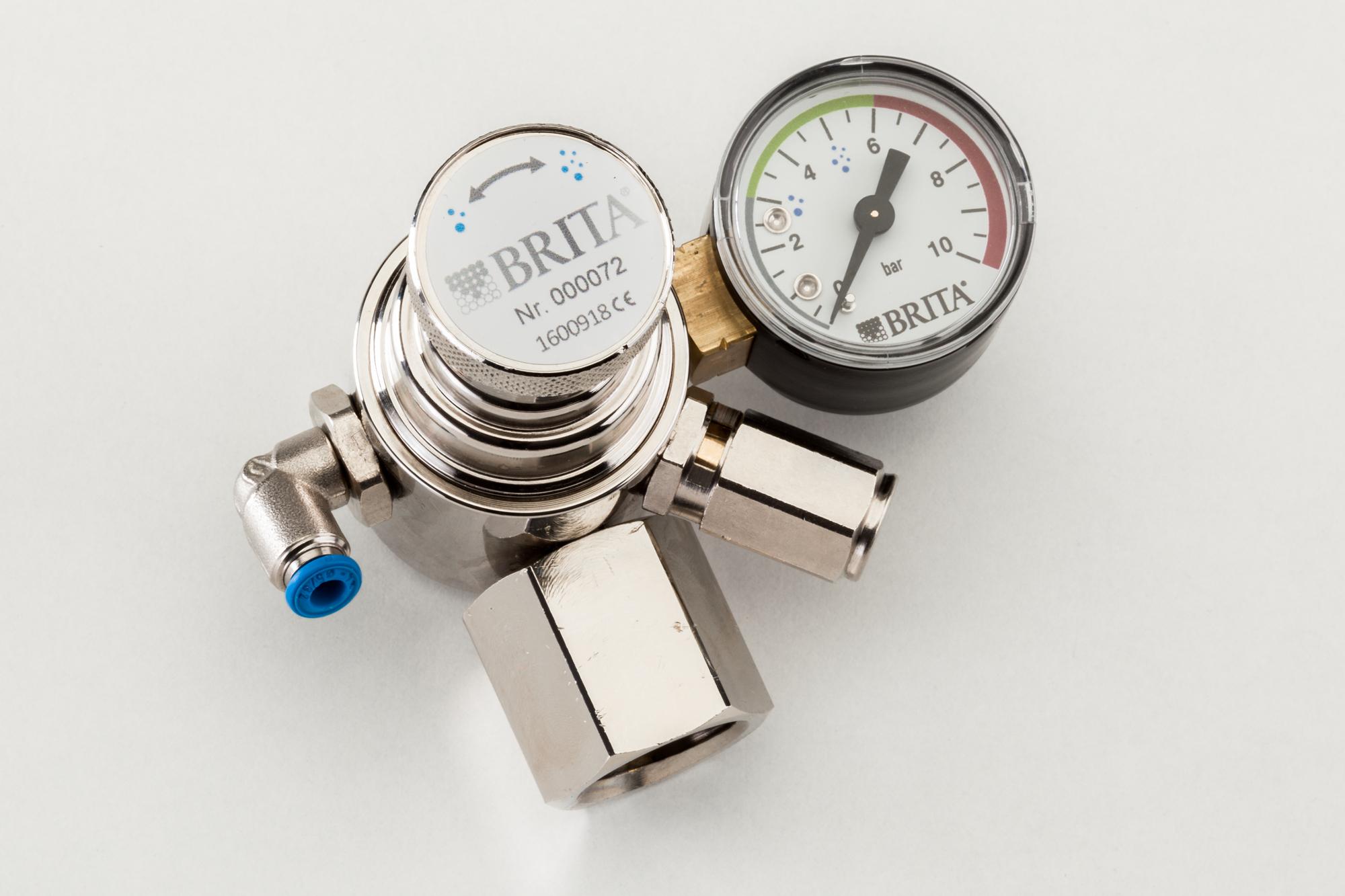 Ersatzteil: CO2-Druckminderer