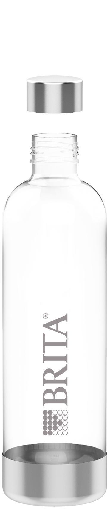 Personalverkauf - 2er Pack Ersatzflaschen für sodaONE