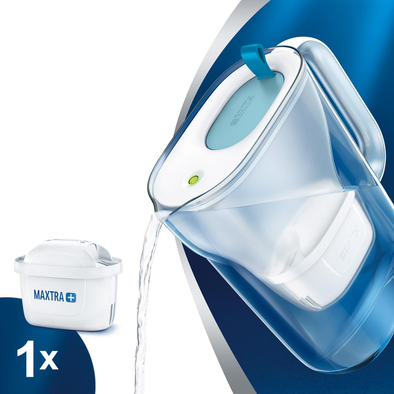 Personalverkauf - BRITA Tischwasserfilter Style (blau)